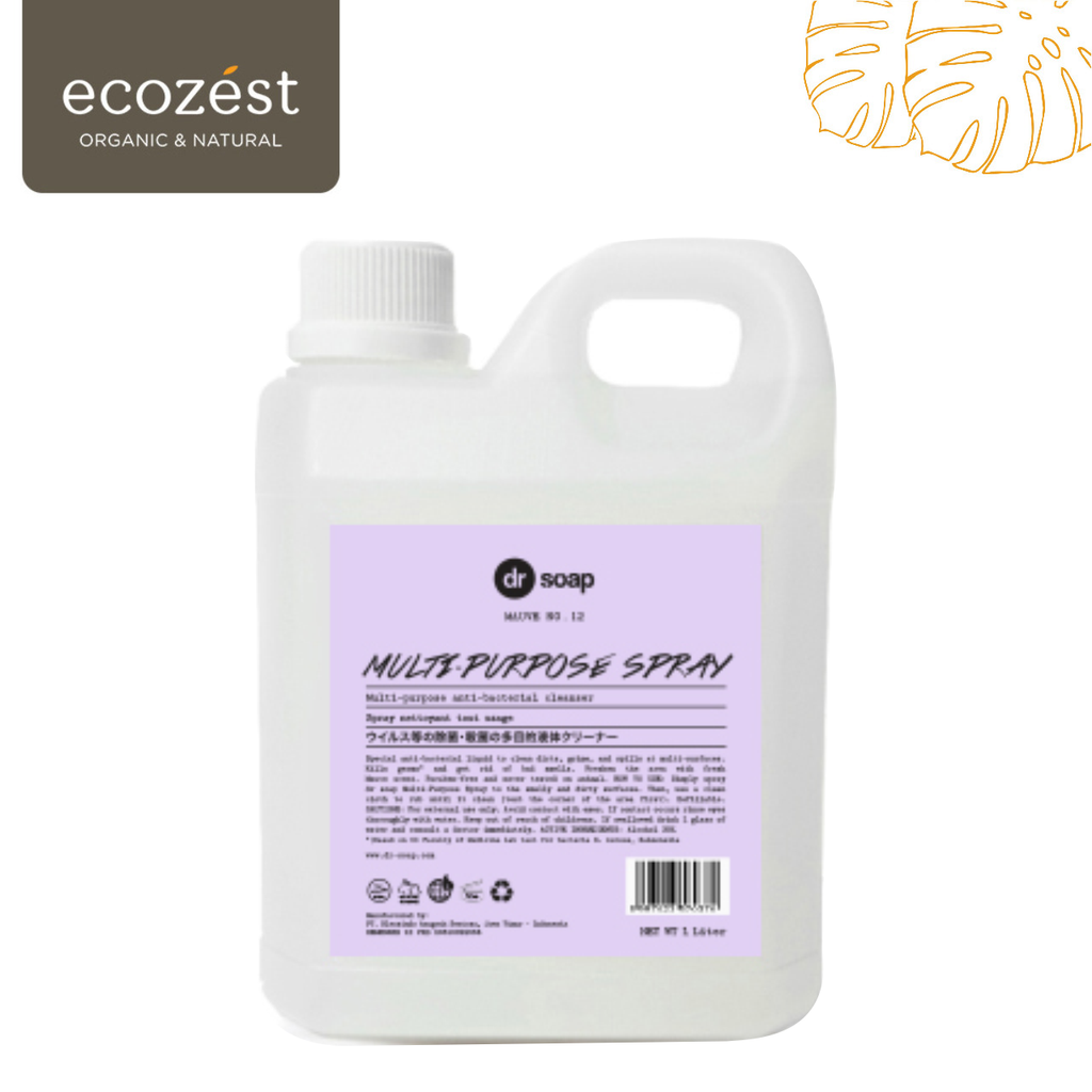 DR SOAP - Multipurpose Spray Mauve 1L