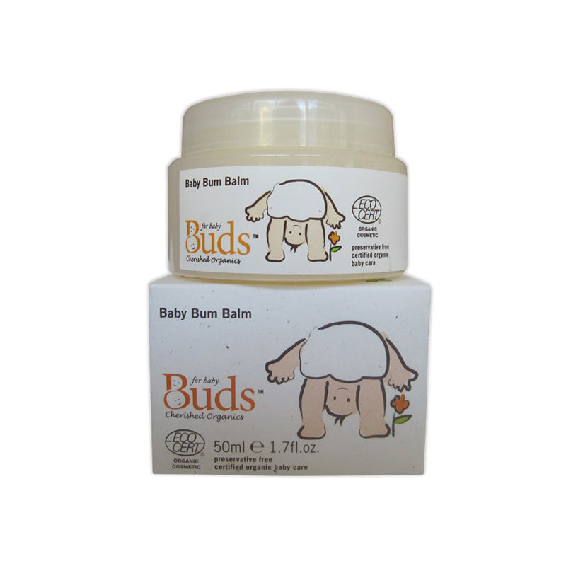 BUDS Baby Bum Balm 50ml