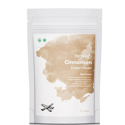 HERBILOGY Extract Powder Cinnamon