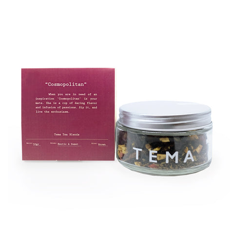 TEMA TEA - COSMOPOLITAN (Black Berries)