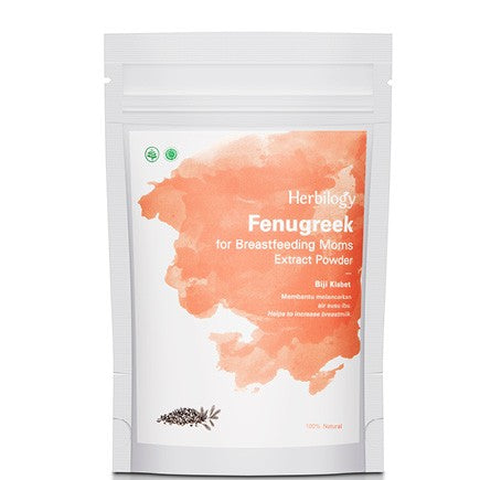 HERBILOGY Powder Fenugreek