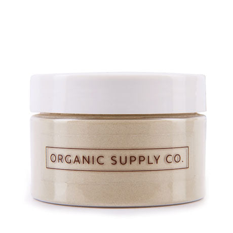 ORGANIC SUPPLY CO French Green Clay | Masker Wajah