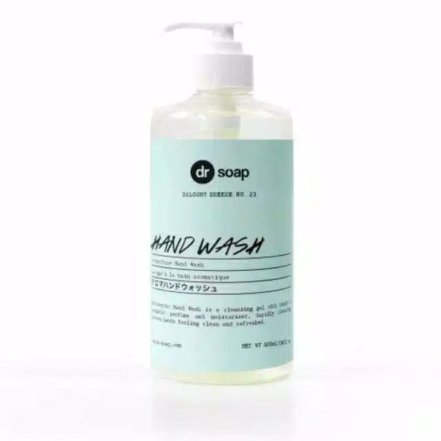 DR SOAP Hand Wash Balcony Breeze 500ml