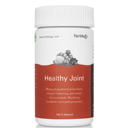 Herbilogy - Healthy Joint Capsules