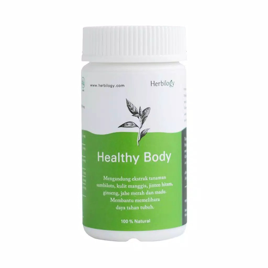 HERBILOGY Healthy Body Capsule
