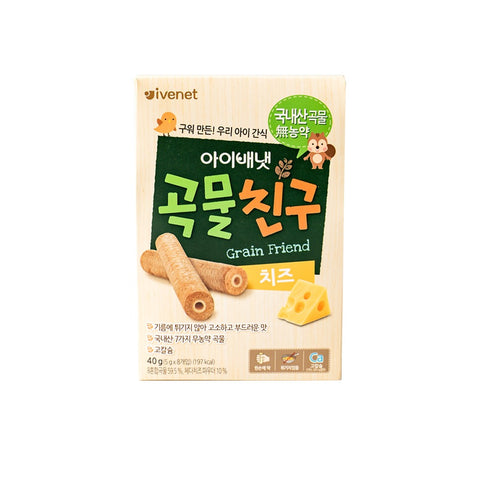 Ivenet Grain Biscuit - Cheese