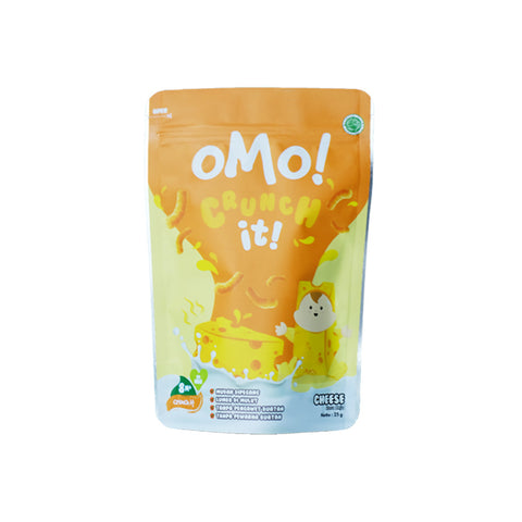 OMO Crunch It Cheese