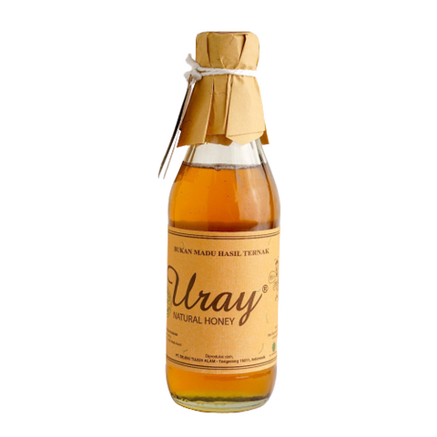 Raw Honey - Madu Uray 450g