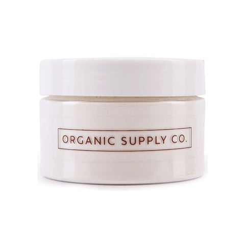 Organic Supply Co  White Kaolin Clay