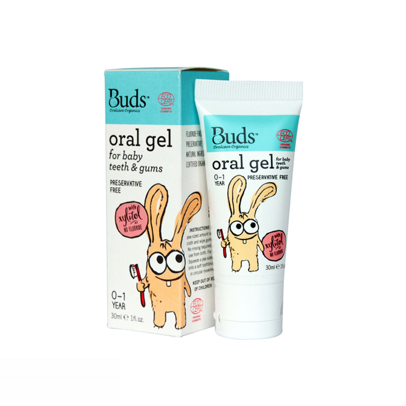 BUDS Buds Oral Gel for Baby Teeth & Gums 30ml