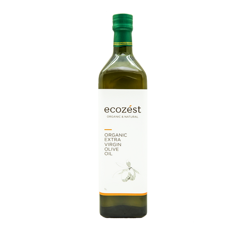 ECOZEST Organic Extra Virgin Olive Oil 1Litre