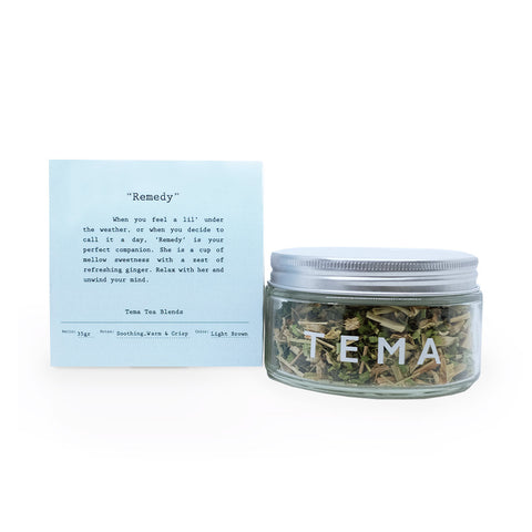 TEMA Tea  Remedy