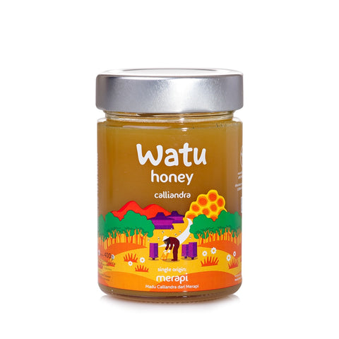 Watu – Calliandra Honey (Merapi) | Madu Kaliandra
