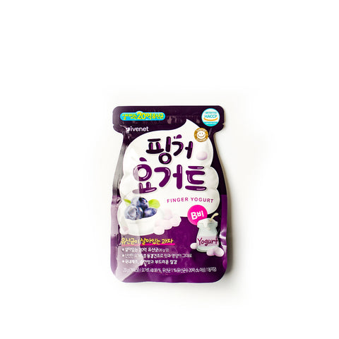 Ivenet Finger Yogurt - Blueberry