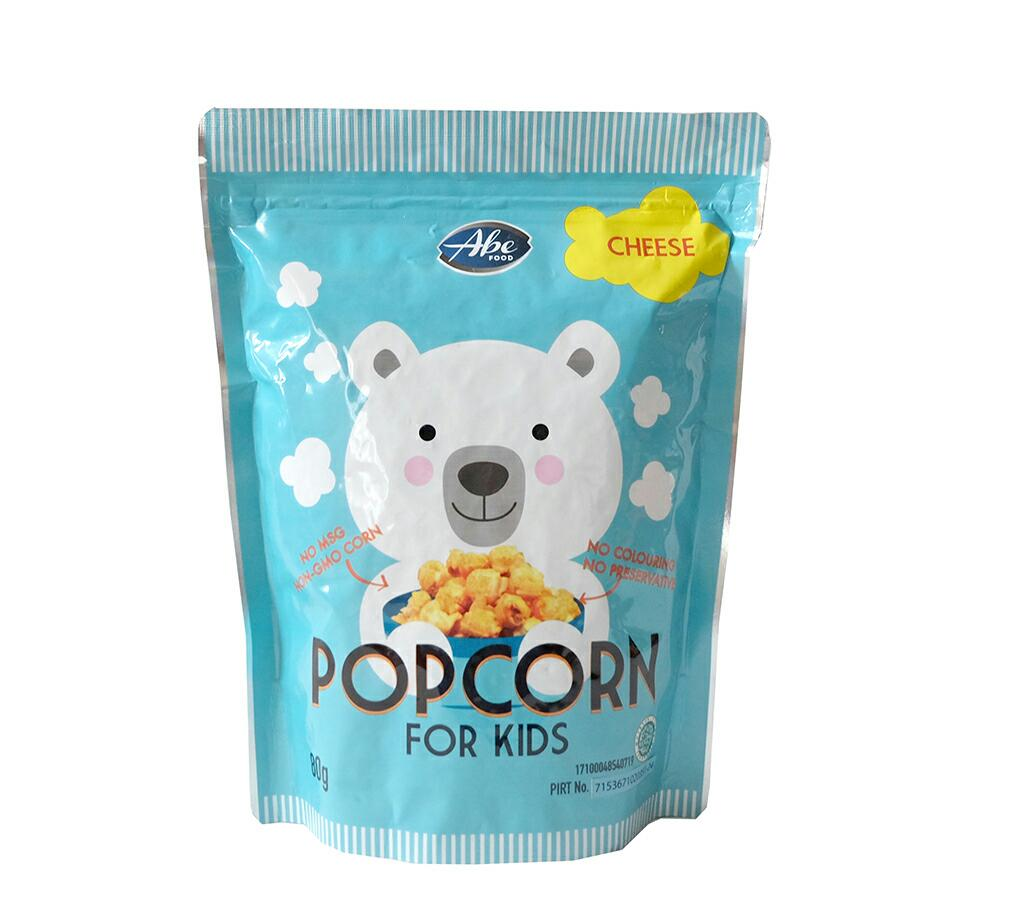 ABE FOOD Cheese popcorn