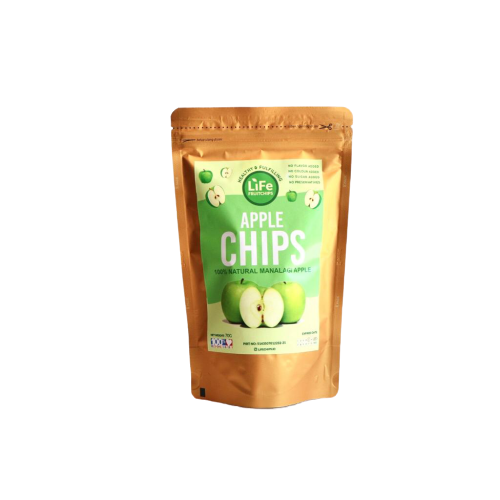 LIFE Green Apple Chips