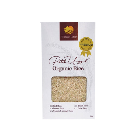Organic Rice Brown Rice