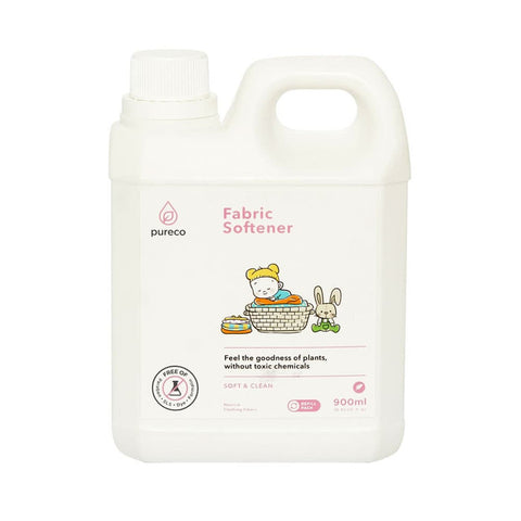 Pureco Fabric Softener Refill 900ml