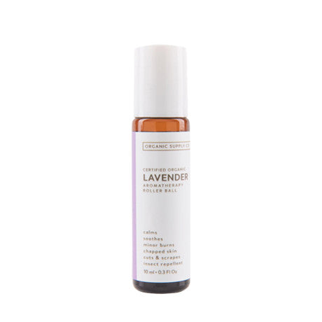 Organic Supply Co  Lavender Roll On 10ml