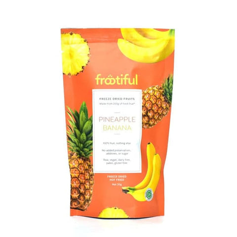FROOTIFUL - Pineapple Banana 20g