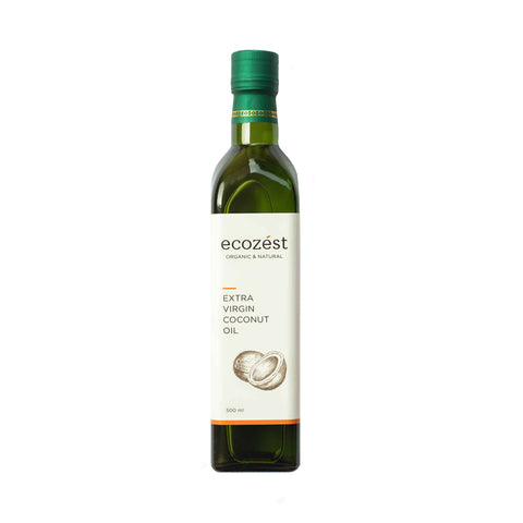 ECOZEST Extra Virgin Coconut Oil 500ml