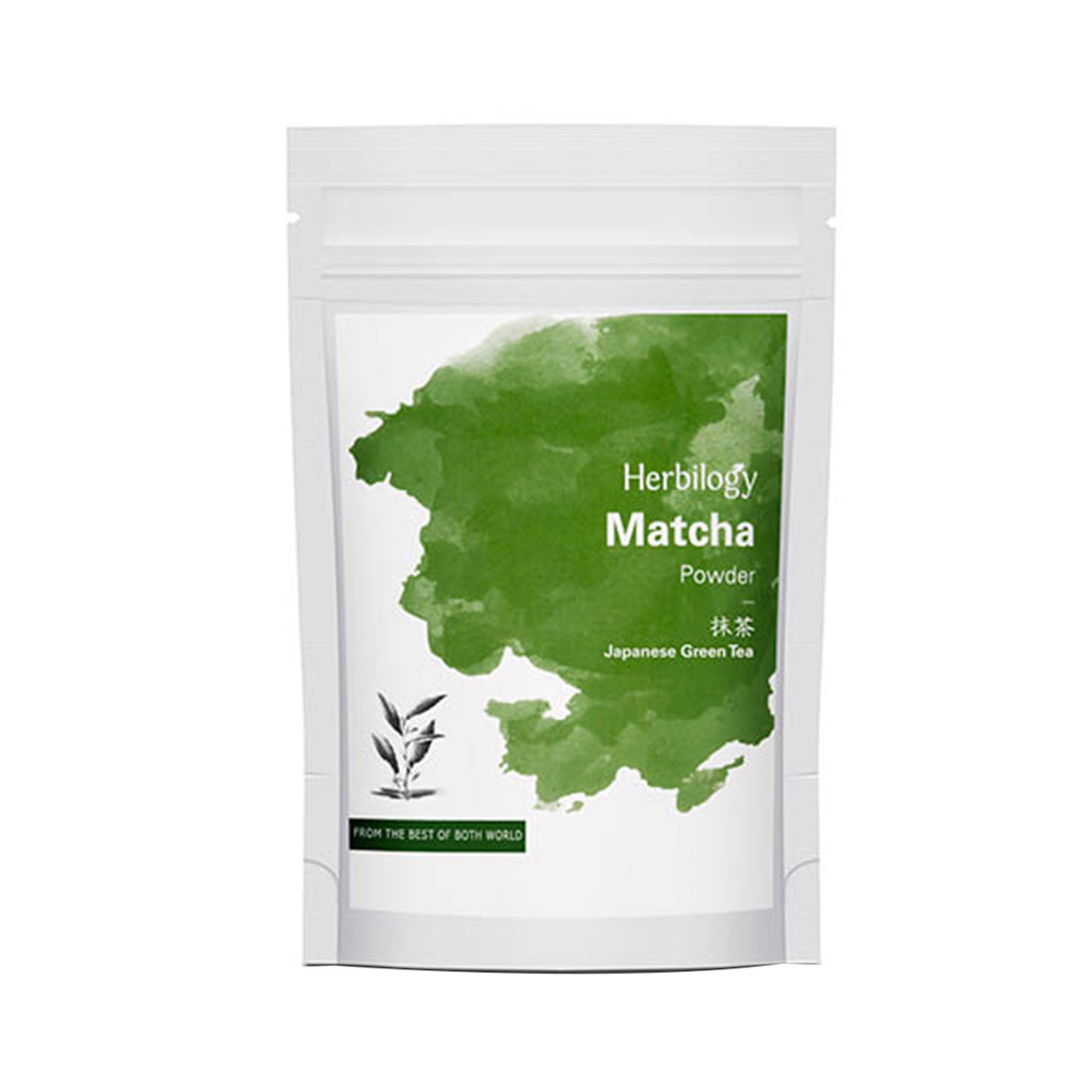 HERBILOGY  Matcha Powder
