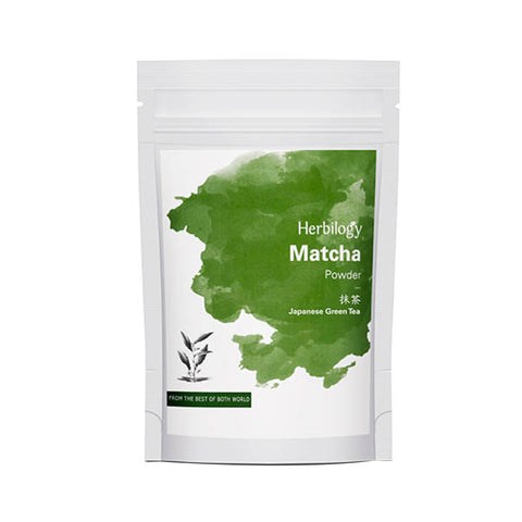 HERBILOGY  Matcha (Japanese Green Tea) Powder