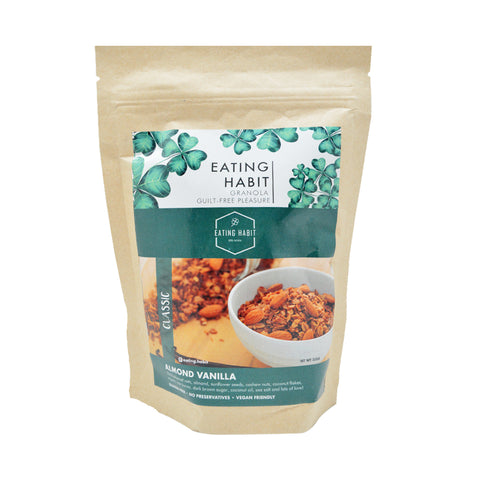 Eating Habit - Granola Classic 350 g