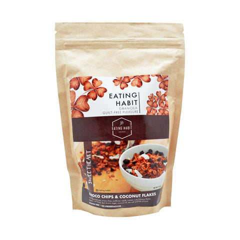 Eating Habit – Sweetheart Granola 350 g