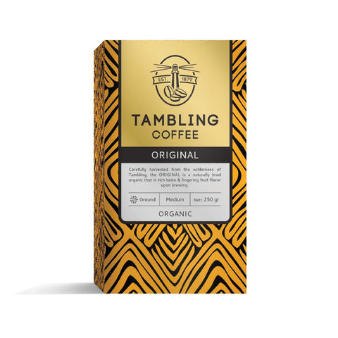 Tambling Coffee - Original Powder 250 g | Kopi Tambling