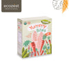 YUMMY BITES Organic Rice Crackers Carrot 50g