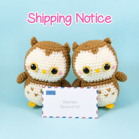 Shipping Updates COVID-19