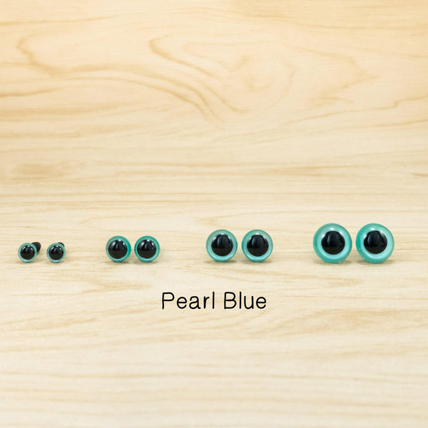 Pearl Color Safety Eyes for Amigurumi
