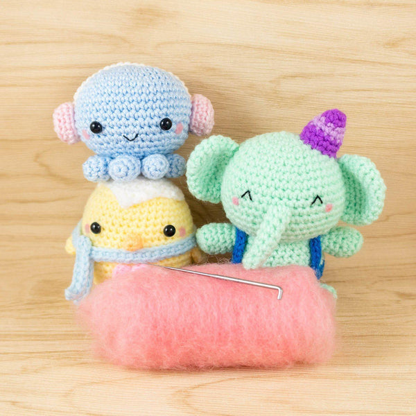 Needle Felting Set for Amigurumi Crochet