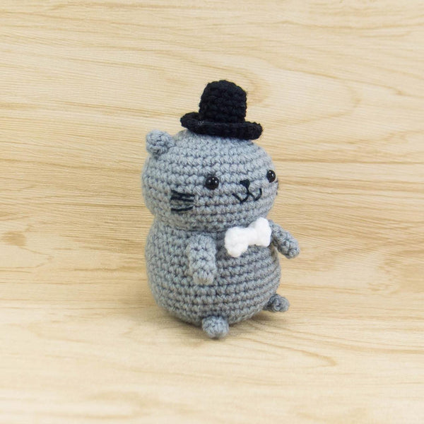 Amigurumi Cat Plush - gift for kids