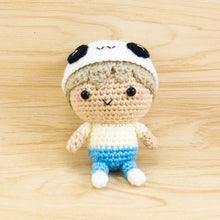 Load image into Gallery viewer, Handmade Boy Doll for Birthday Gift