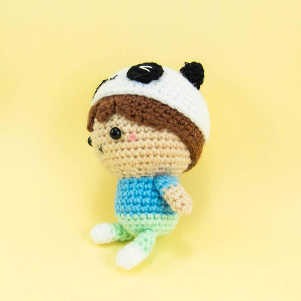 Amigurumi Doll Pattern for DIY craft