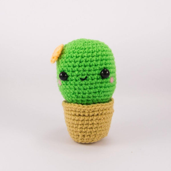 Cactus Crochet Toy pattern