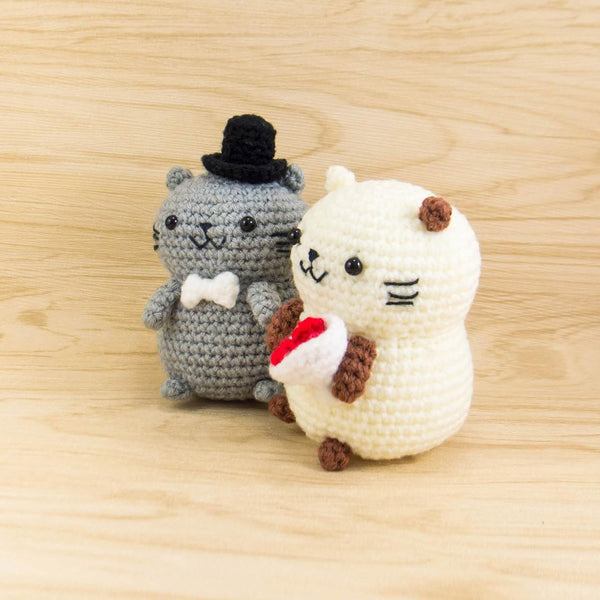Cat Crochet pattern for Cat Lovers