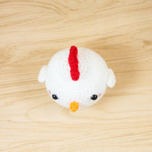 Load image into Gallery viewer, Chicken crochet pattern for gift making