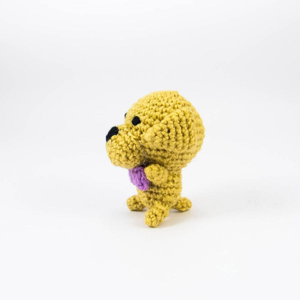 Amigurumi Dog Miniature