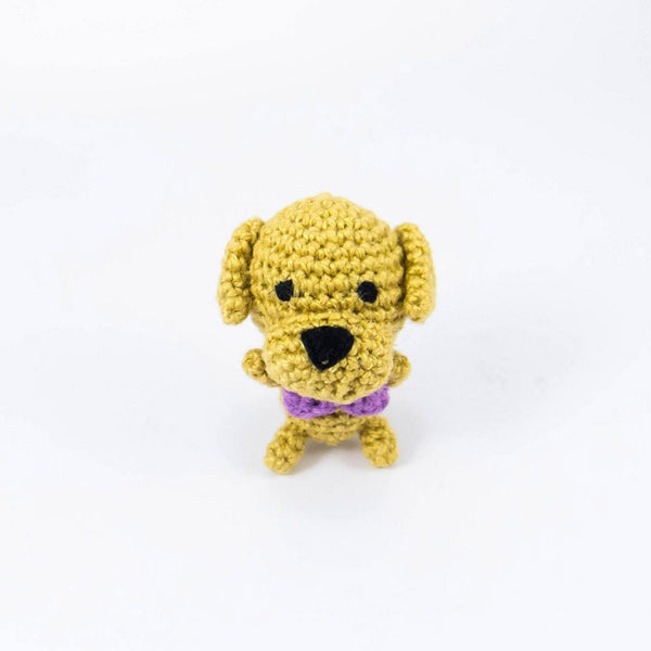 Crochet Miniature Dog