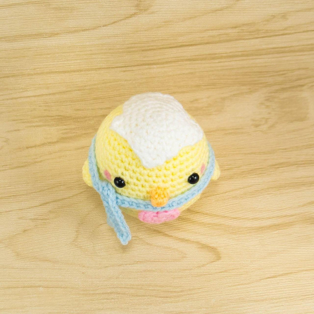 Easter Chick Crochet Pattern – Snacksies Handicraft