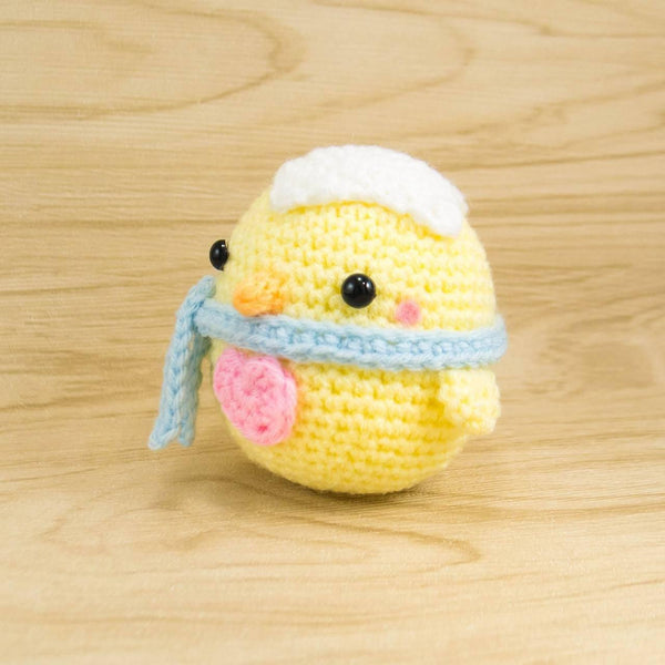 Easter Chick Amigurumi Pattern
