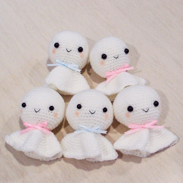 Teru Teru Bozu Plush for Handmade Gift