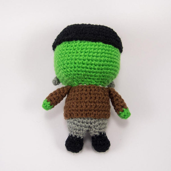 Stuffed Frankenstein Doll for Halloween