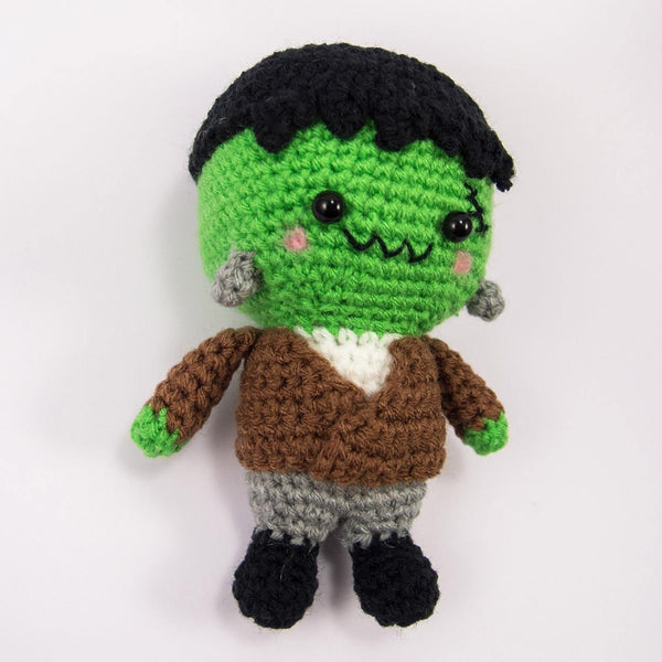 Frankenstein Crochet Pattern for Halloween