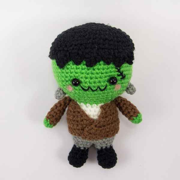 Halloween Plush Frankenstein for gift