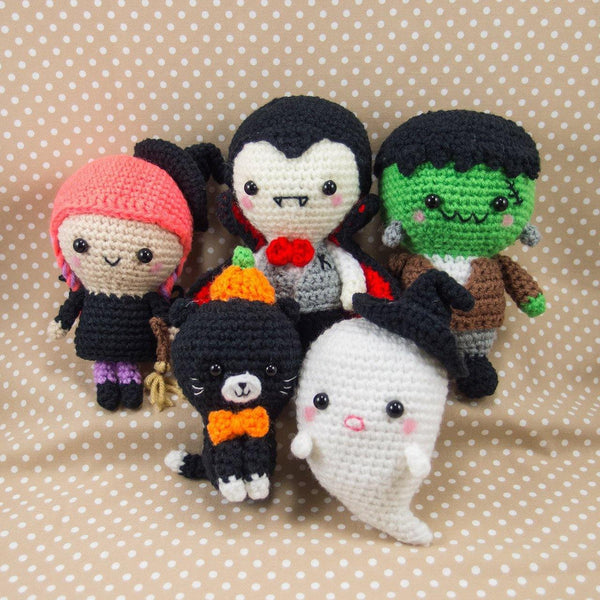 Halloween Amigurumi Patterns