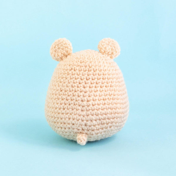 Crochet Hamster Plush Kit for DIY